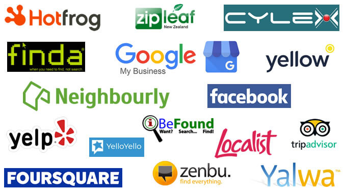 Local Online Business Directories In NZ Shared By IBeFound Digital Marketing